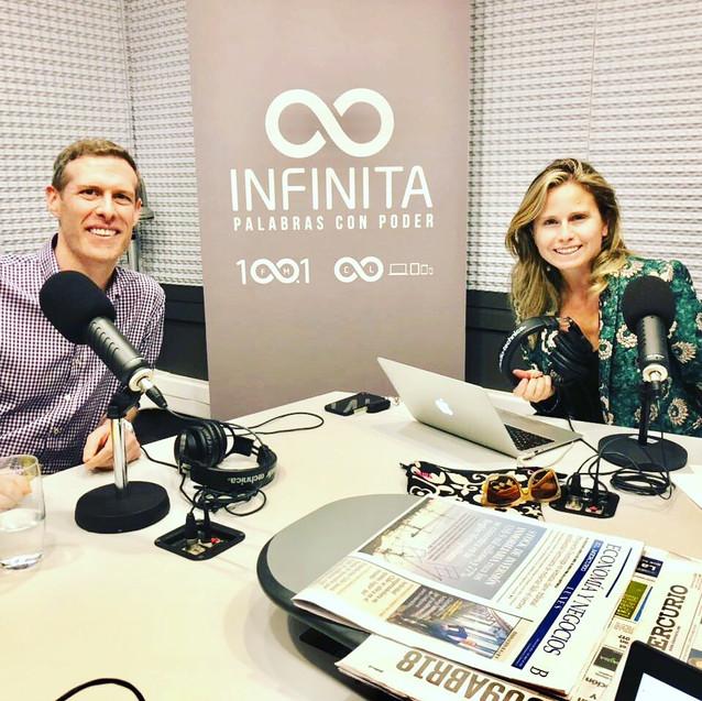En Radio Infinita con Soledad Onetto