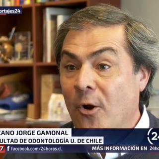 Procesos revalidación según Jorge Gamonal Aravena decano FOUCH TVN Chile