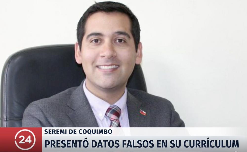 Dr. Matías Ignacio Letelier Muñoz presentó datos falsos en su currículum