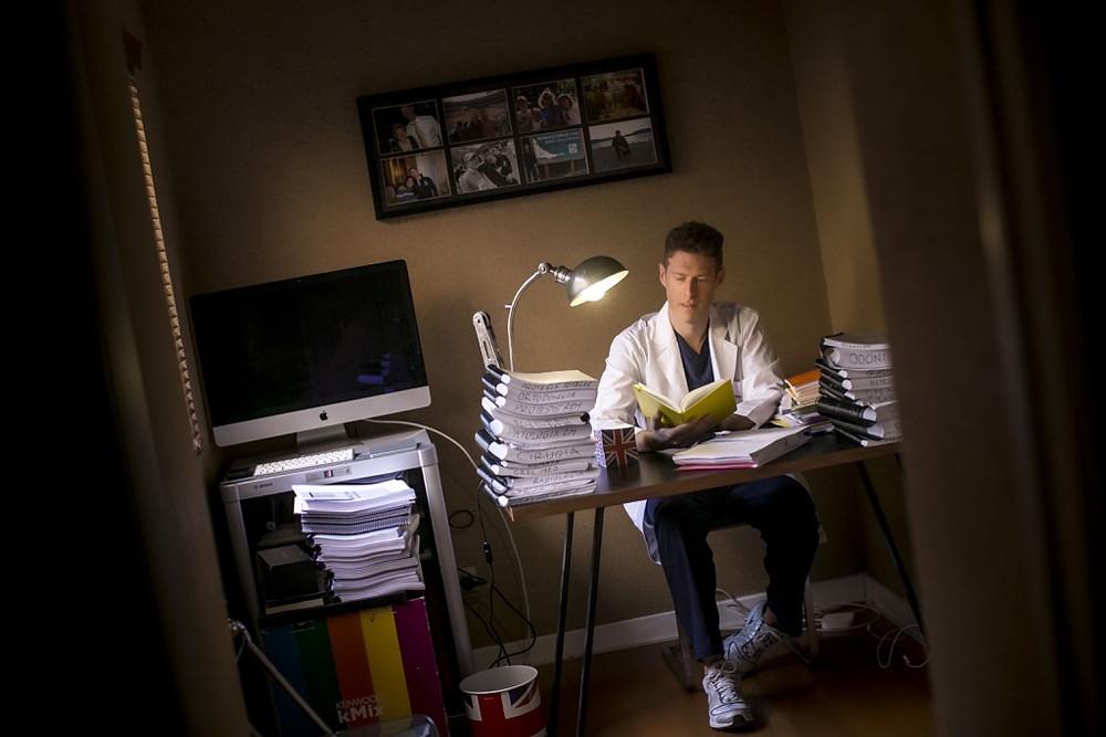 El paciente inglés por Sabine Drysdale