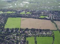 Park Fields Aerial
