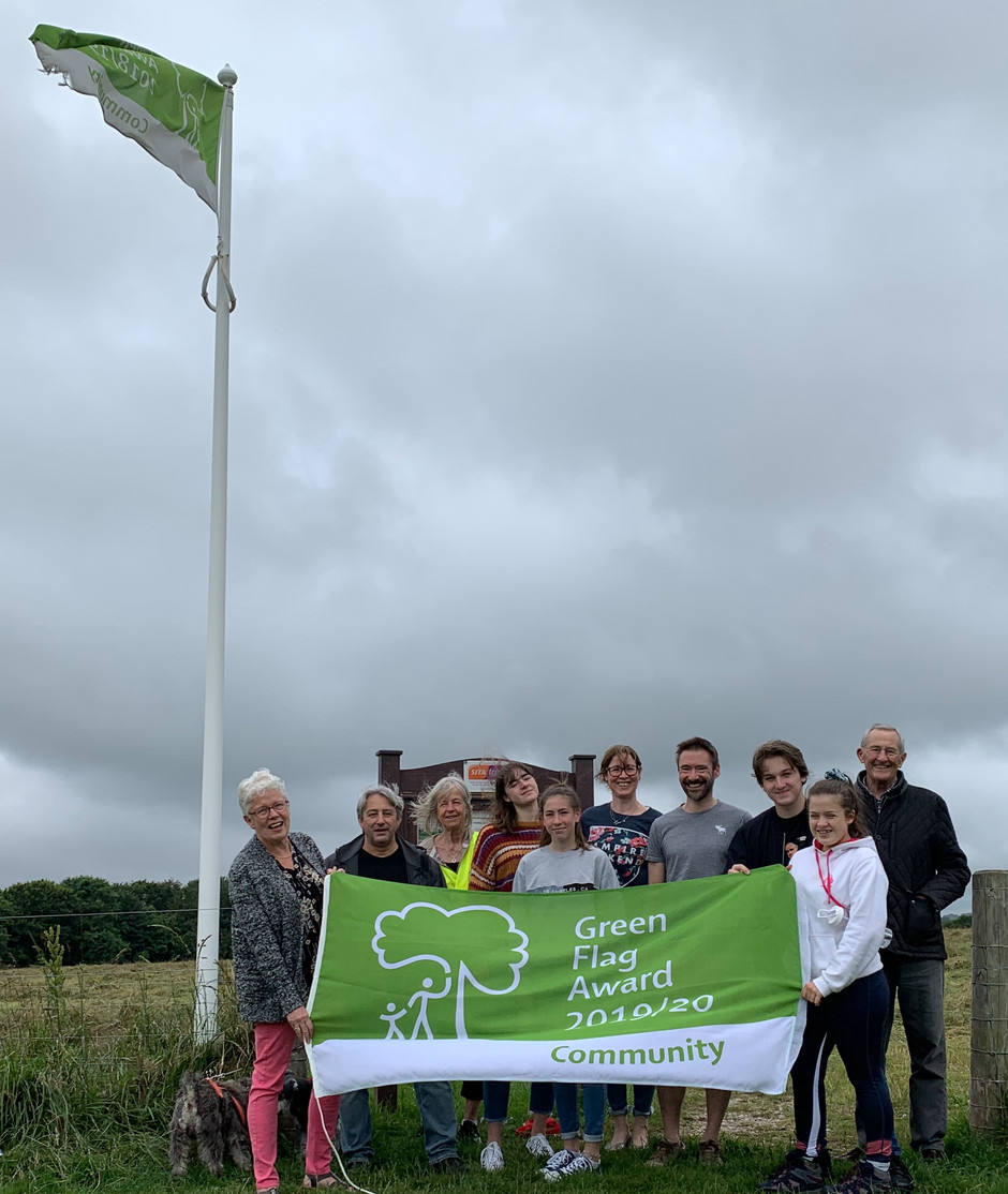 Park Fields Win Community Green Flag Status for 9th Time!
