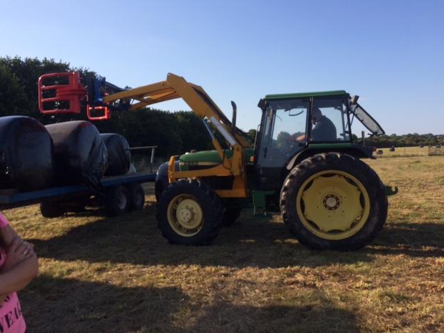 tractor haycut2018