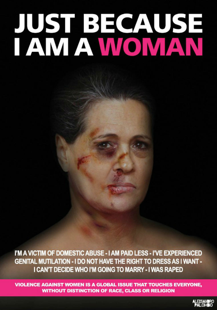 Just because i am a women poster
