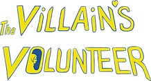 The Villain's Volunteer Logo