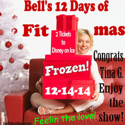 On the 2nd day of fit-mas