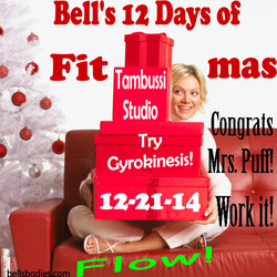 On the 9th day of fiit-mas