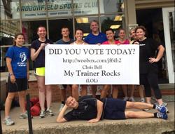 My Trainer Rocks 2013