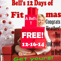 On the 4th day of fit-mas