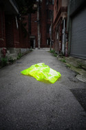 Neon puddle