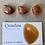 Thumbnail: Carnelian Tumbled Stone