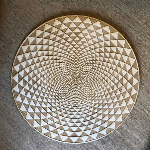 Torus Yantra Crystal Grid