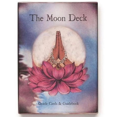 MOON DECK - Oracle Cards and Guide Book