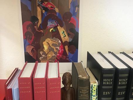 Bread, Fish, Fruit for Lent