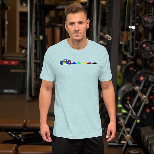 BUG FAMILY Short-Sleeve Unisex T-Shirt