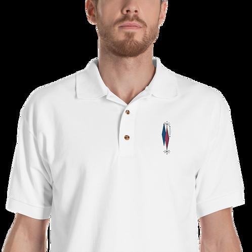 Design 207 Embroidered Polo Shirt