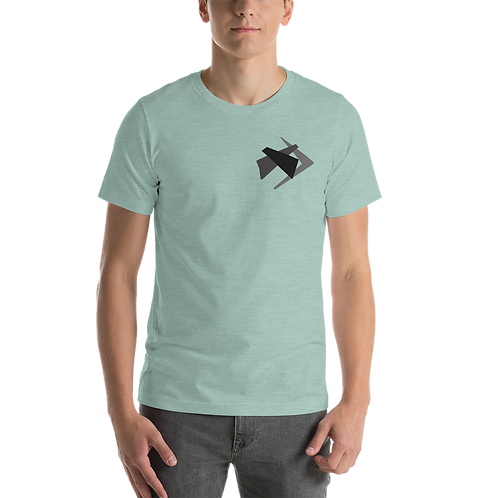 Mid Century Design 200 - grey Short-Sleeve Unisex T-Shirt