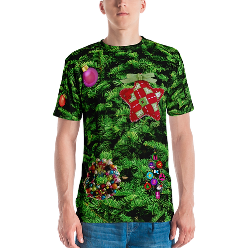UGLY CHRISTMAS TEE 1 Men's T-shirt