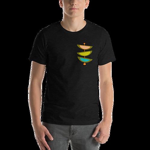 Mid Century Design 208 Short-Sleeve Unisex T-Shirt