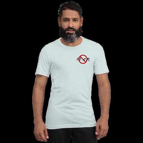 NO FEAR (small chest) Short-Sleeve Unisex T-Shirt