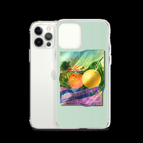 Lower Valley Citrus (Texas) iPhone Case