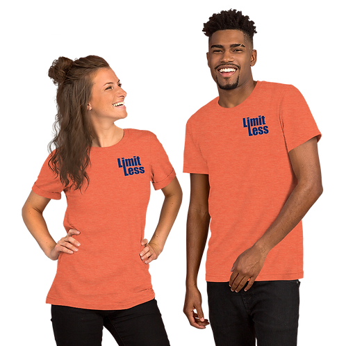 Limit Less Short-Sleeve Unisex T-Shirt