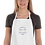 Thumbnail: Real Estate Advice Embroidered Apron