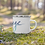 """Thumbnail: Handwritten """"Courage"""" in soft and gradient colors Enamel Mug"""
