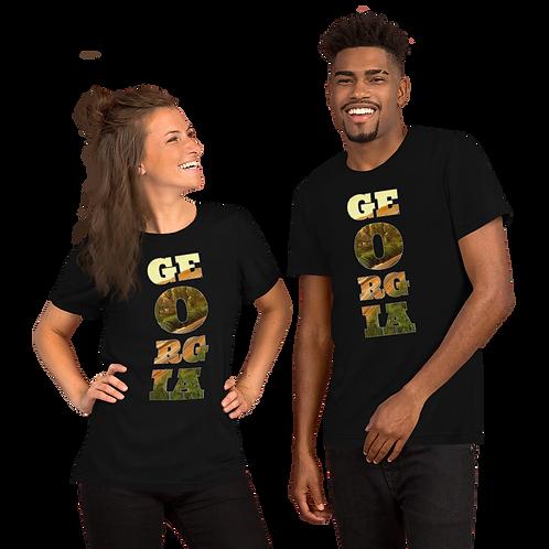 GEORGIA Short-Sleeve Unisex T-Shirt
