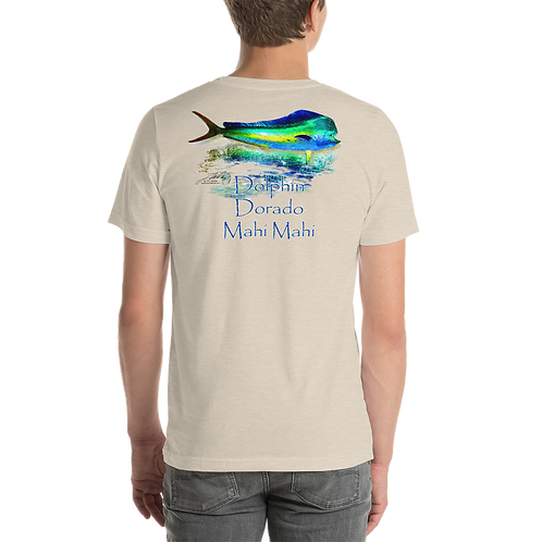 Dolphin Short-Sleeve Unisex T-Shirt