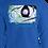Thumbnail: Bahamas Hook & Eye (Reel Gear logo front chest) Men's Long Sleeve Shirt