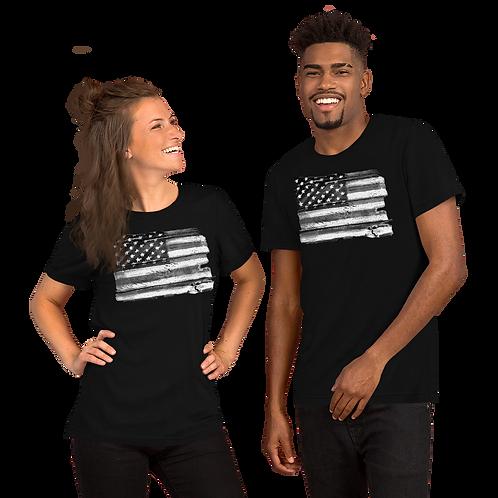 We the People Flag Short-Sleeve Unisex T-Shirt