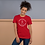 Thumbnail: PH NO wings white large chest Short-Sleeve Unisex T-Shirt