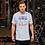 Thumbnail: Liberty Bell outline full chest Short-Sleeve Unisex T-Shirt