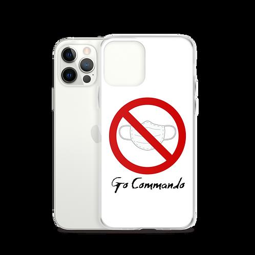 Go Commando iPhone Case