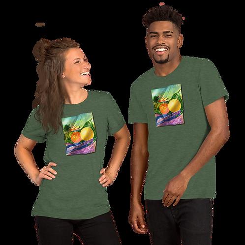(Texas) Lower Valley Citrus Short-Sleeve Unisex T-Shirt