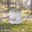"Thumbnail: Handwritten ""Believe"" in soft gradient colors Enamel Mug"