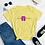 Thumbnail: Flip Flop Heartbeat Women's short sleeve t-shirt