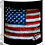 Thumbnail: WE THE PEOPLE FLAG (COLOR) Mug with Color Inside