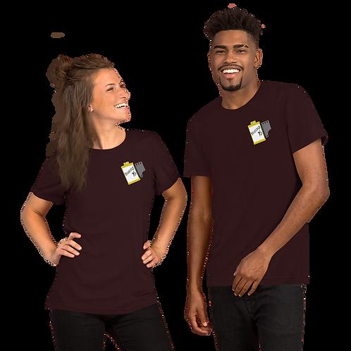 Sunny 16 chest yellow Short-Sleeve Unisex T-Shirt