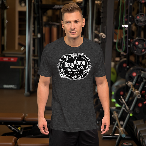 VINTAGE FOR MOTOR CO Short-Sleeve Unisex T-Shirt
