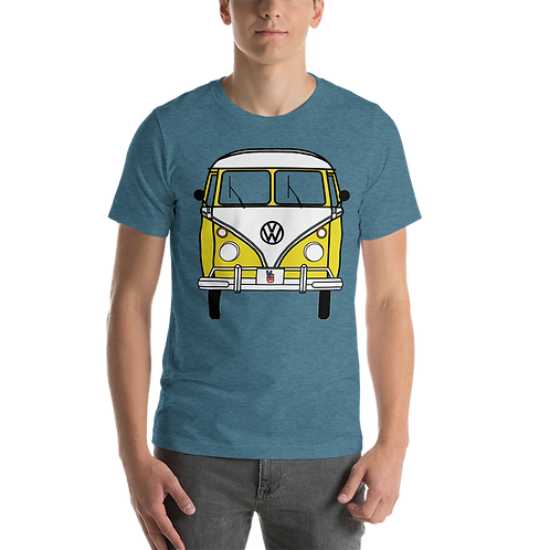 VW BUS (front & back) Short-Sleeve Unisex T-Shirt