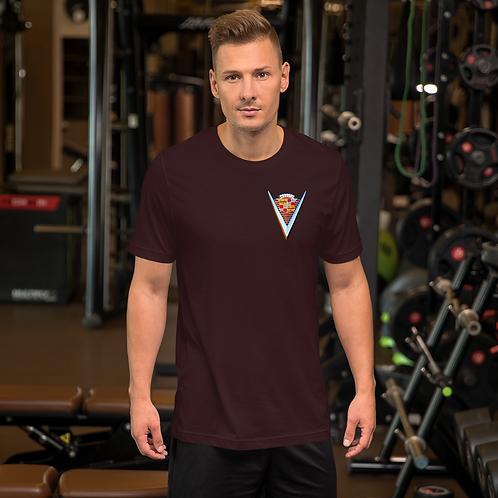 CADDY LOGO CHEST Short-Sleeve Unisex T-Shirt