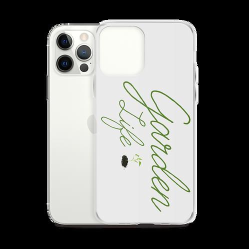 Garden Life iPhone Case