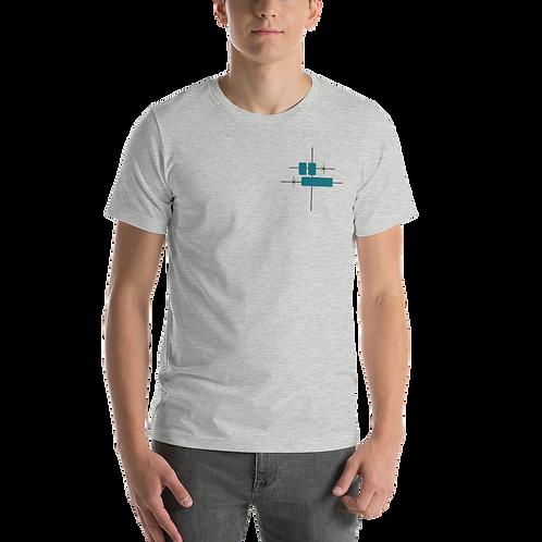 Mid Century Design 204 Short-Sleeve Unisex T-Shirt