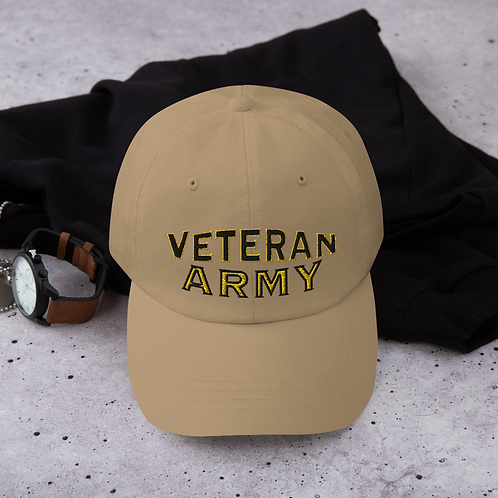 Army Veteran Dad hat