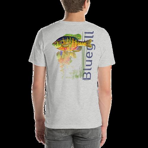 Bluegill Short-Sleeve Unisex T-Shirt
