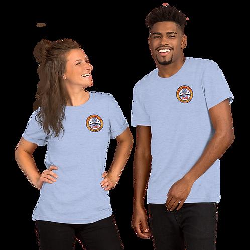 Nimitz Patch Short-Sleeve Unisex T-Shirt