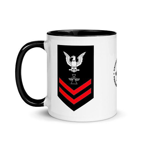 PH2 with wings Mug with Color Inside