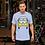 Thumbnail: VW BUS (front & back) Short-Sleeve Unisex T-Shirt